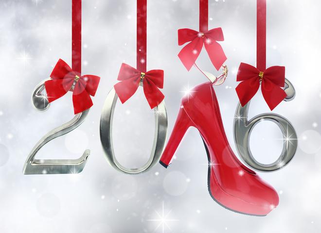 Цвет Нового 2016 года