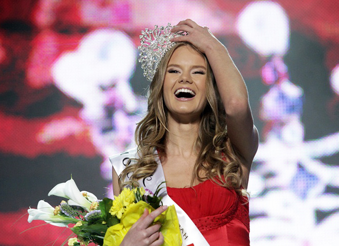 Мисс Киев 2011