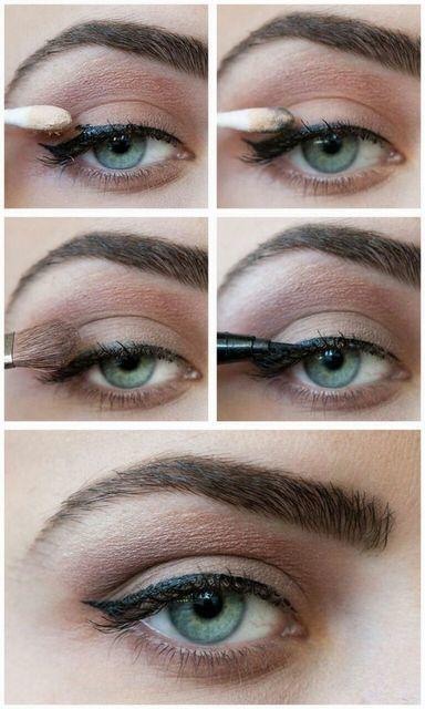 Тренд в макияже: графичные стрелки фото 2017 - Woman s Day