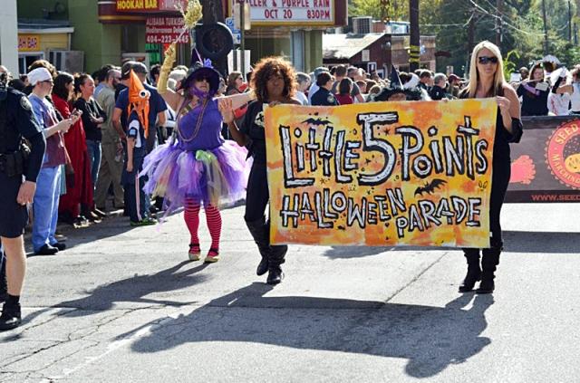 День всіх святих: куди податися на святкування - Хеллоуїн парад в Атланті
