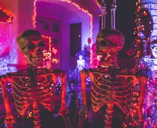 Товары и подарки на Хэллоуин