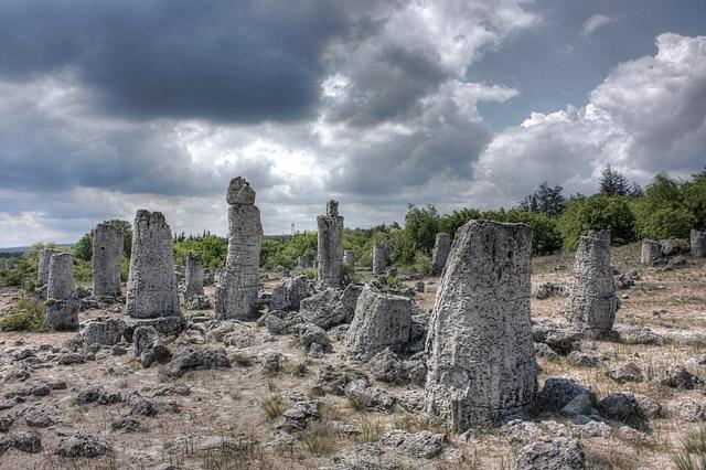 «Каменный лес», Варны