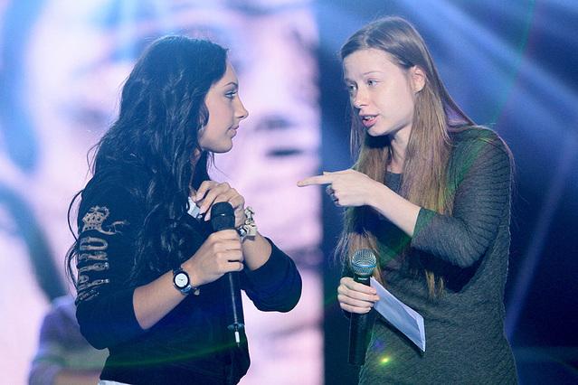 Репетиция Фабрики звезд - 4, 16.10.2011