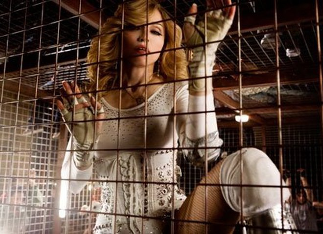 Мадонна в Киеве концерт