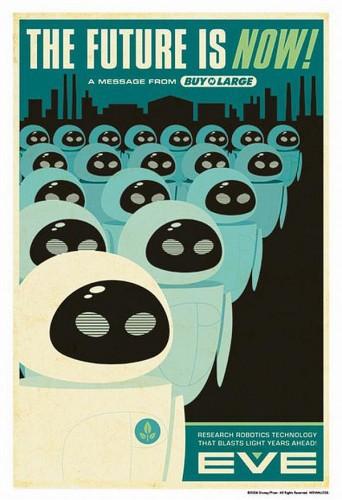 Новые фильмы на старых плакатах