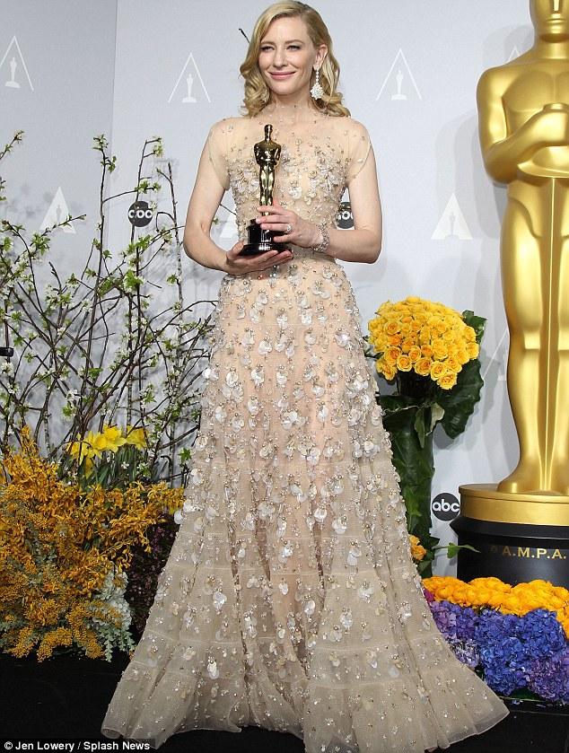 Самые запоминающиеся платья победительниц Оскара