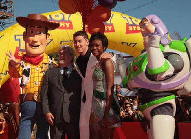 Награждение Pixar