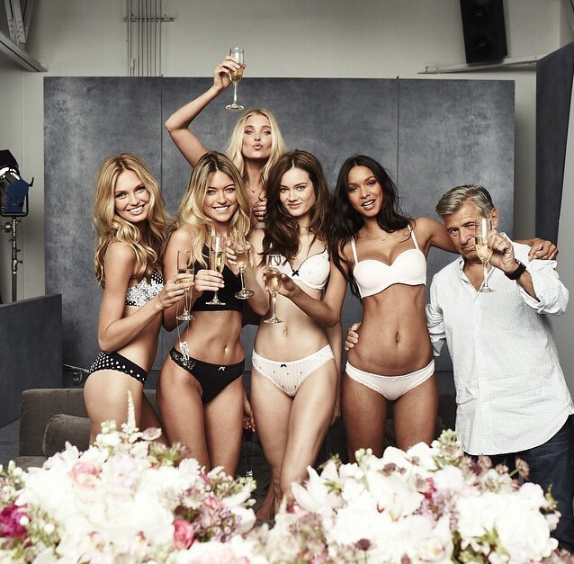 Нові ангели Victoria's Secret