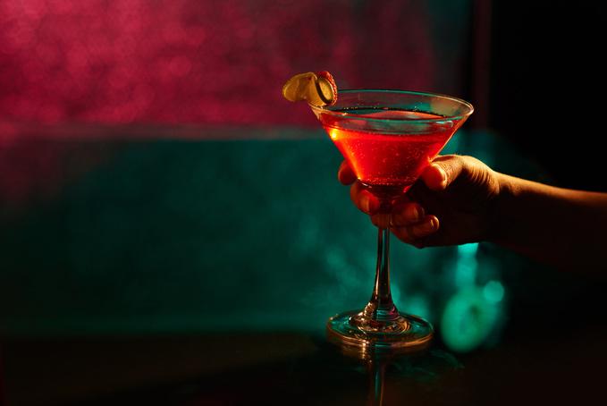 Рецепт коктейля с мартини