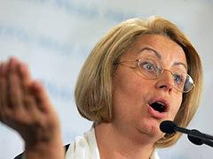 заступник голови фракції Партії регіонів у Верховній Раді Ганна Герман