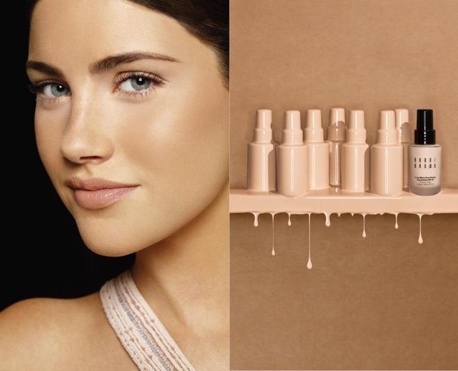 Основы макияжа от Бобби Браун
