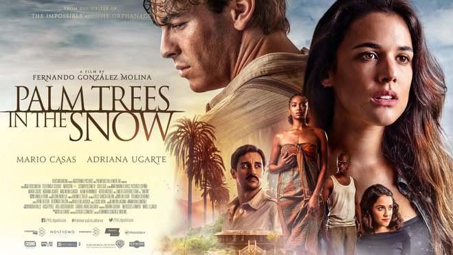 Киноафиша 2017: что смотреть на неделе 3 - 9 апреля: Пальмы в снегу