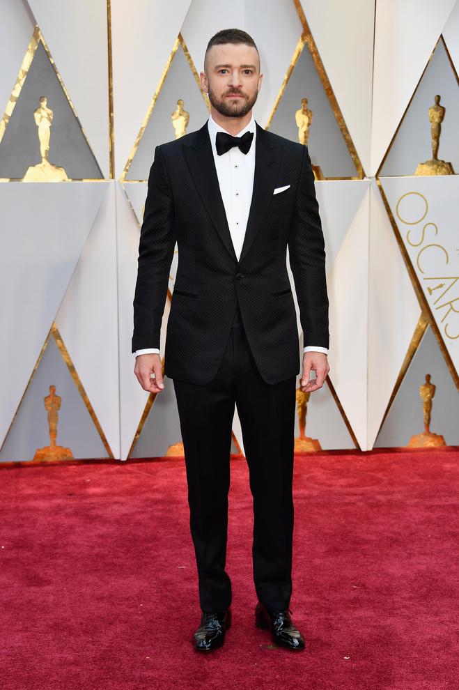Оскар 2017: Джастин Тимберлейк