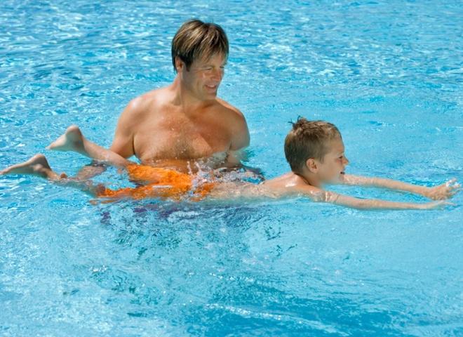 басейн для дитини