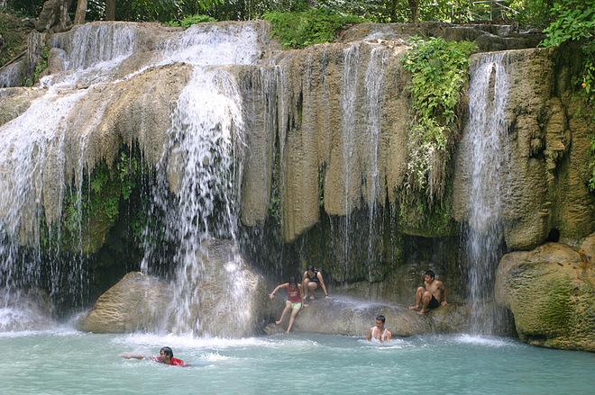 Кінотуризм: Національний парк Кхао Яй, водоспад Nam Tok Haew Suwat