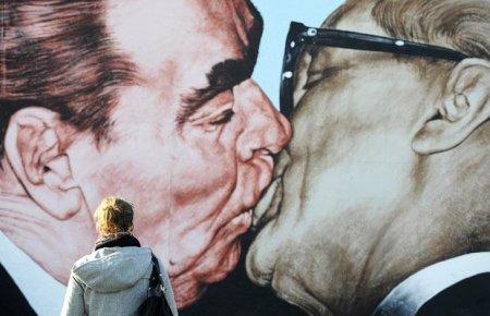 Интересно про поцелуи