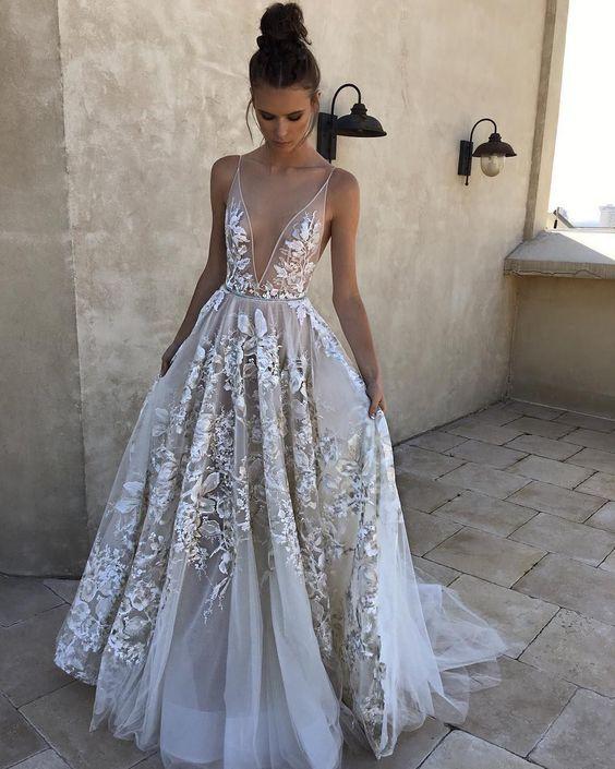 Свадебные платья 2019 весна