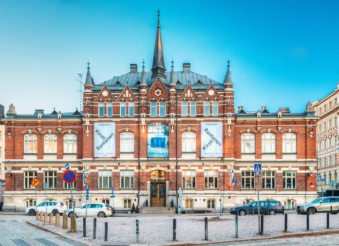 Музей дизайну в Гельсінкі: інтерактивний світ фінських винаходів