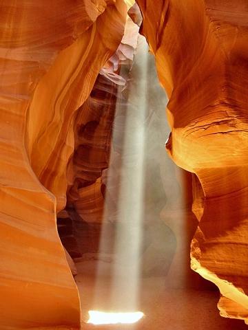 На землі, як на іншій планеті: Каньйон Антилопи