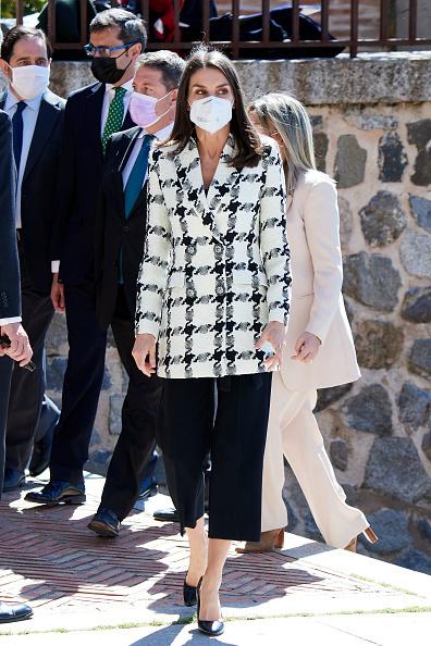Стиль королевы Испании Летиции