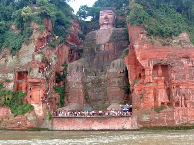 Найбільші статуї Будди в світі: Будда Майтрейя