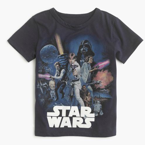 "J.Crew ""Star Wars"""