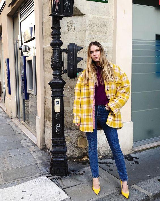 Куртка-рубашка — тренд весны 2021