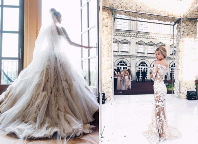 Кращі весільні сукні зірок  ТОП-11 моделей 2017 року - tochka.net 0ae50ce6b4bbe