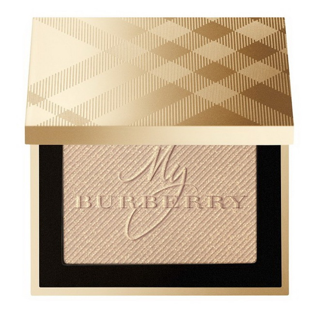 новогодняя коллекция макияжа 2016 от Burberry