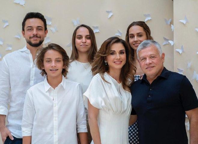 Королівська родина Йорданії