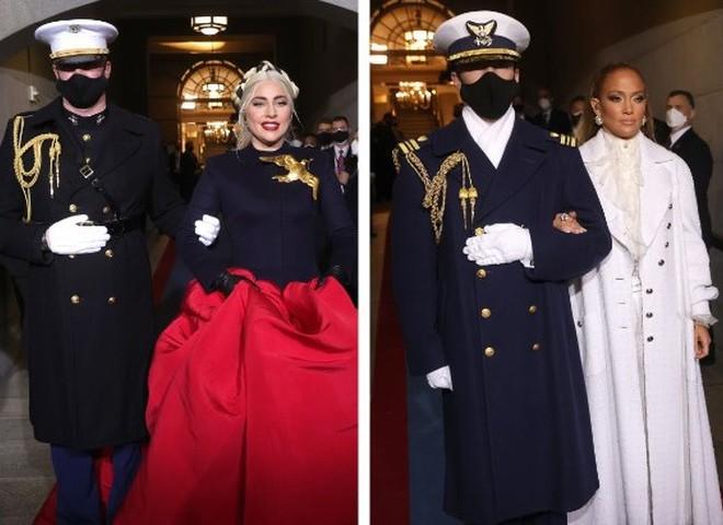 Леді Гага та Дженніфер Лопес