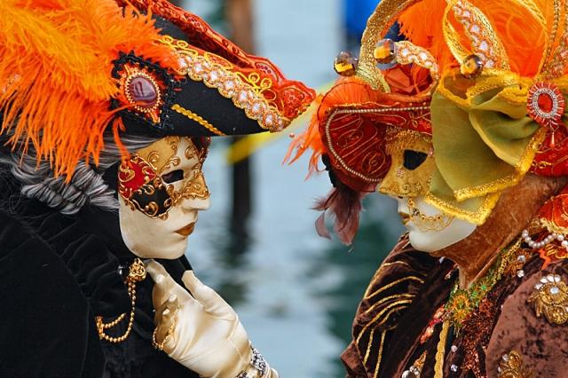 Фестивалі лютого: Венеціанський карнавал