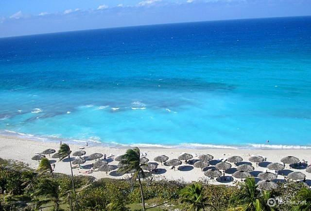 Тури на Новий рік 2013: пляж Варадеро Куба