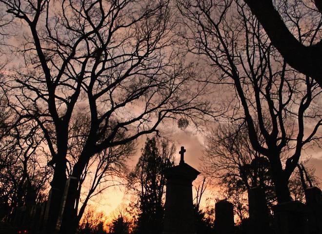 самые известные кладбища
