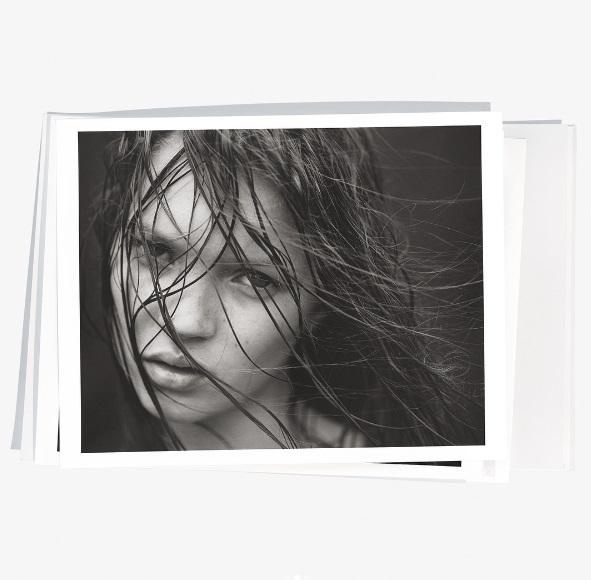 Кейт Мосс для Calvin Klein