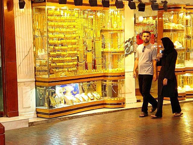 Куда поехать на шопинг: ОАЭ