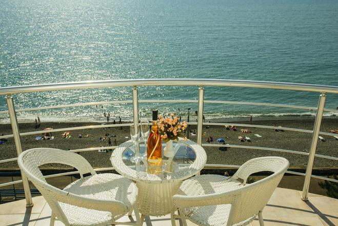 """Где остановиться в Кобулети: отель """"Pearl of Sea"""""""