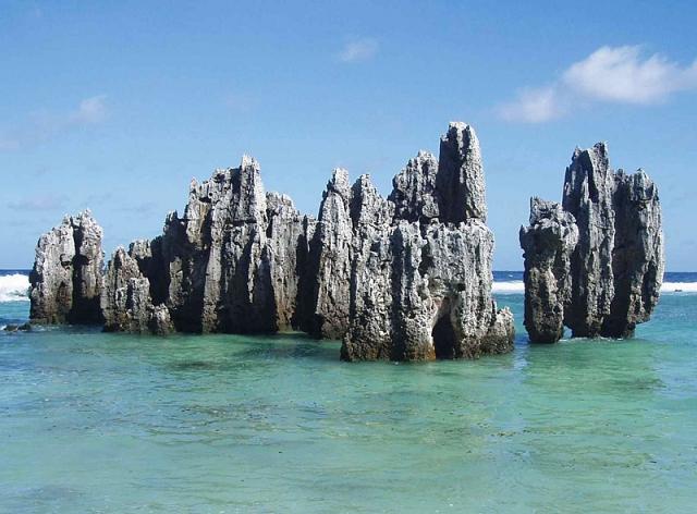 Путешествие по мини-странам: Республика Науру