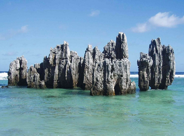 Подорож по міні-країнам: Республіка Науру