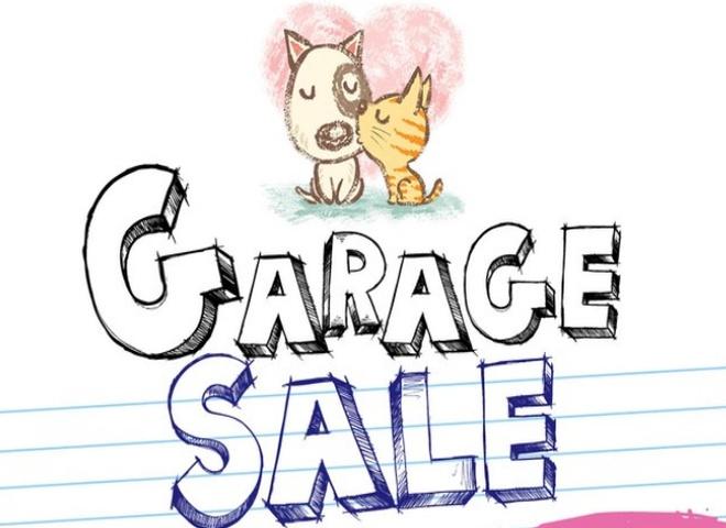 Charity Garage Sale