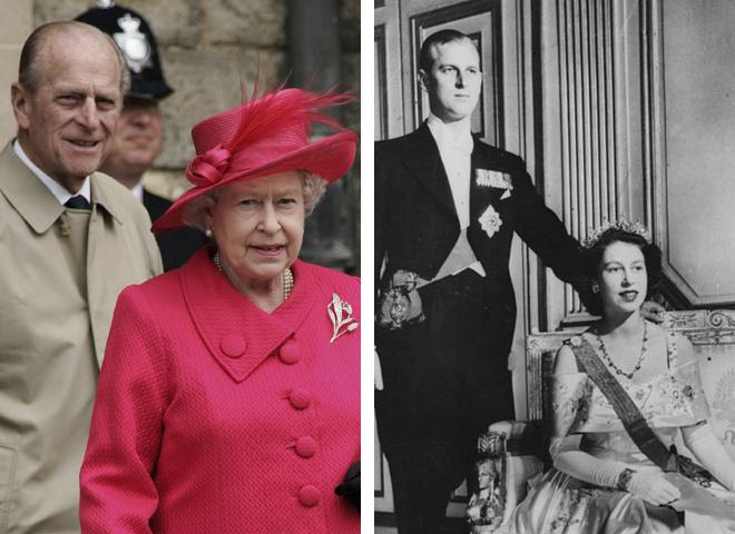 История любви Елизаветы II и принца Филиппа