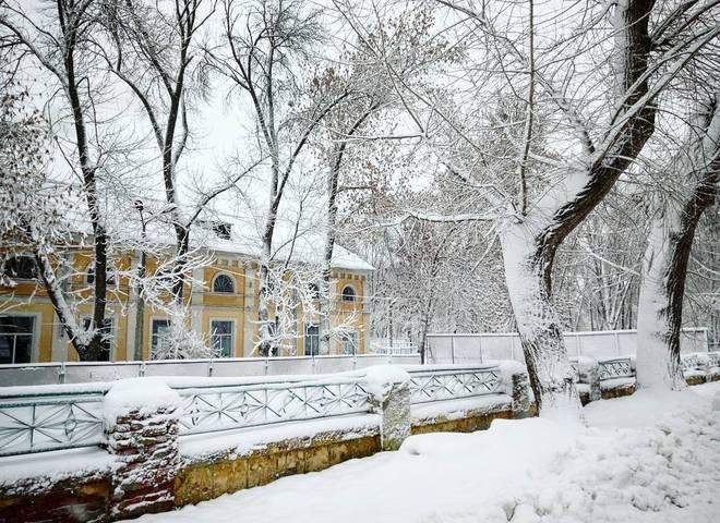 Зима пришла: снежные пейзажи украинских городов