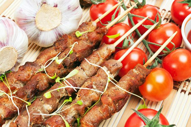 Як замаринувати шашлик зі свинини