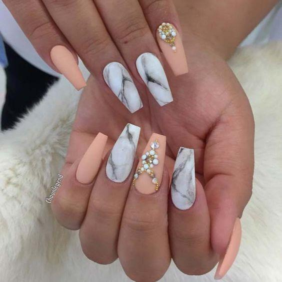 Маникюр по форме ногтей