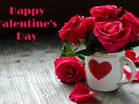 Очень красивые открытки на день Св. Валентина