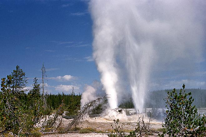 Національні парки світу: Єллоустонський національний парк
