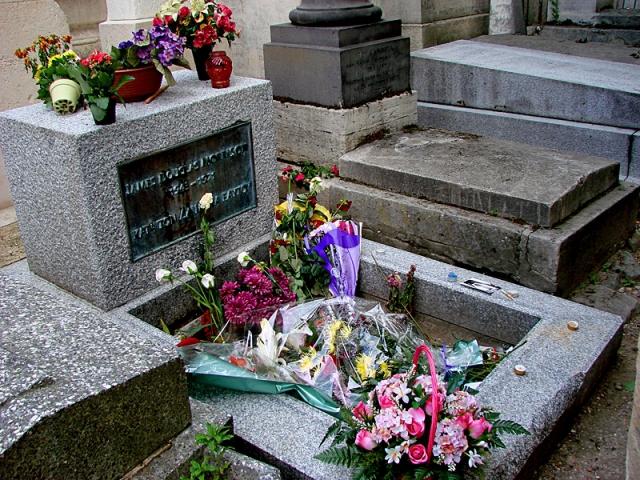 Могили для поклоніння: Джим Моріссон