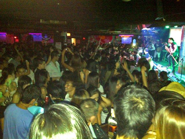 Достопримечательности Бангкока: ночной клуб Climax