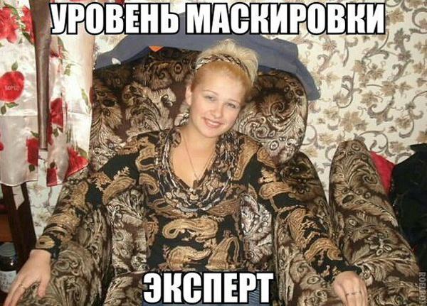 Маскировка 80 лвл