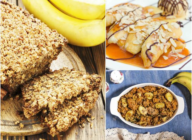 Рецепти з бананів